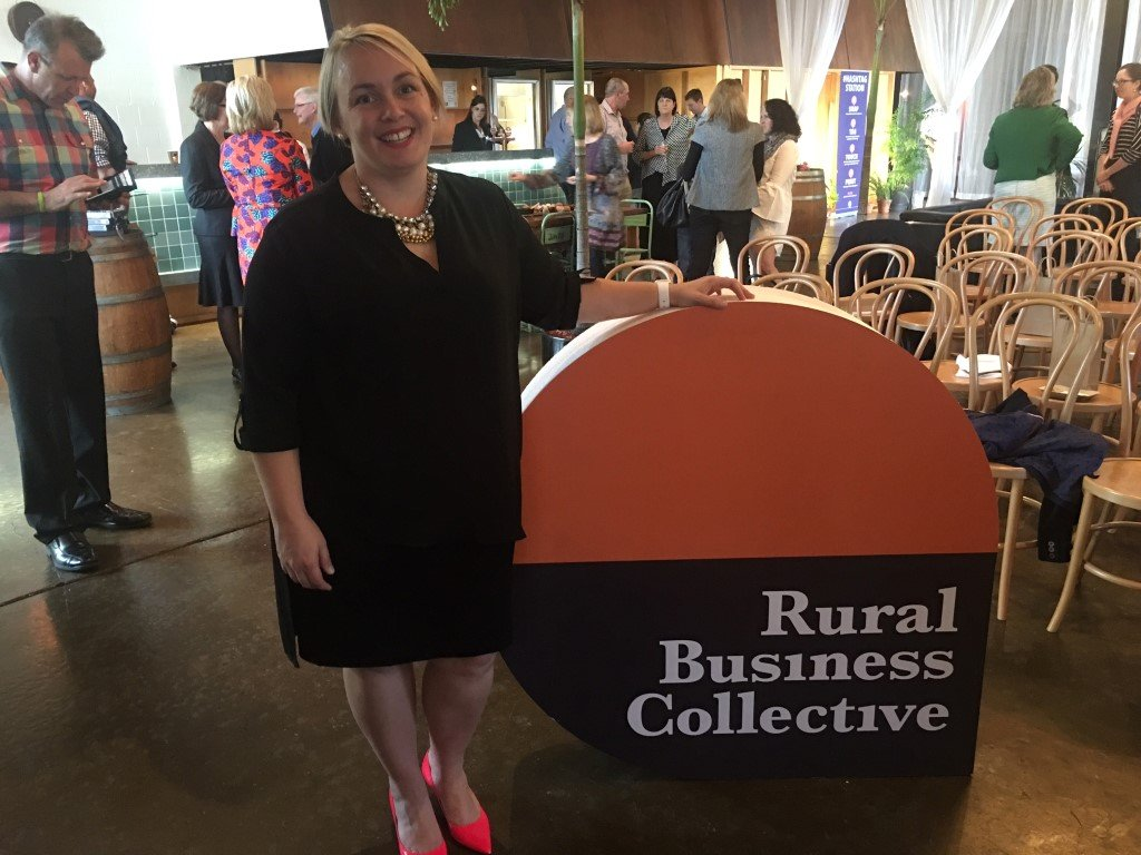FLEUR ANDERSON | RURAL BUSINESS COLLECTIVE